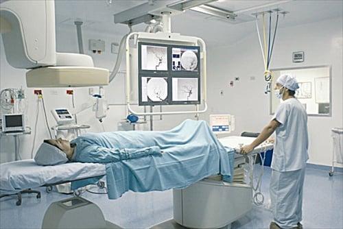 Foto angiografo