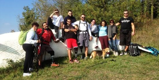 Roby da Matti Walk Camp